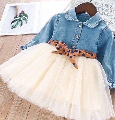 Стильна сукня. Платье для девочки