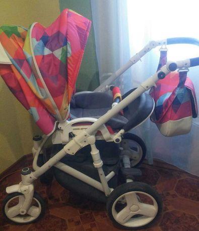 Универсальная детская коляска 2 в 1 BEXA CUBE -7 фото