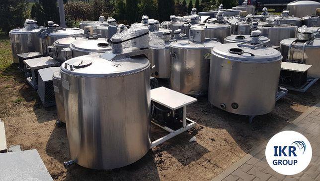 Охладитель молока Б/У, танк, цистерна: 300, 500, 800, 1000, 2000, 5000