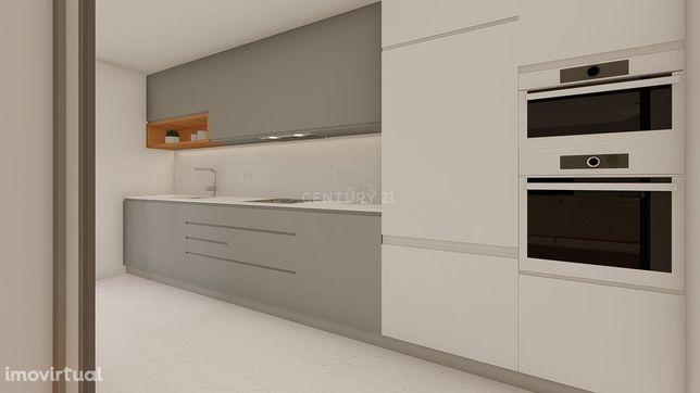 Apartamento T2 - 112,20m2  - Empreendimento Nova Portela