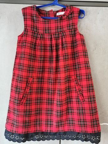 школьное Платье-сарафан H&M