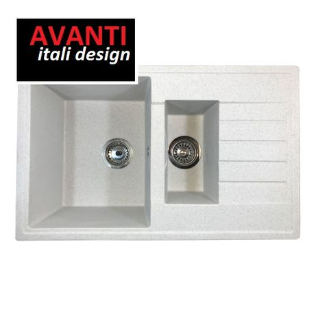 Акция!Гранитная мойка для кухни Avanti 749 все цвета!