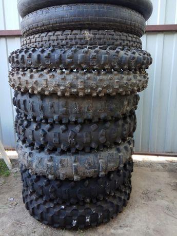 Покрышка шина кроссового мотоцыкла бу 18,16, 21