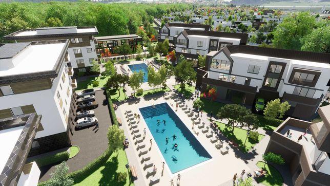 3D визуализация домов, коттеджных посёлков, видео-презентации объектов
