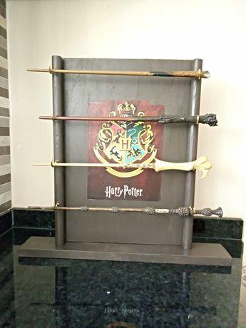 Harry Potter suporte varinhas