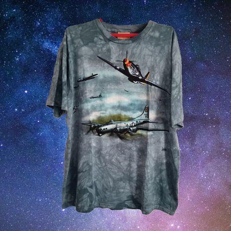 Винтажная футболка мерч The Mountain