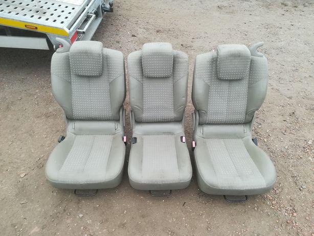 Fotel fotele Renault Scenic II 2