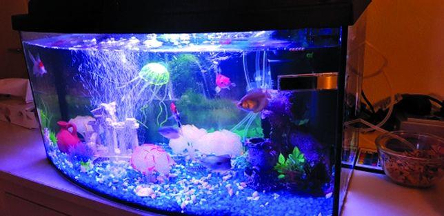 Длинный аквариумный распылитель воздуха, 36 см, очень мелкие пузырьки