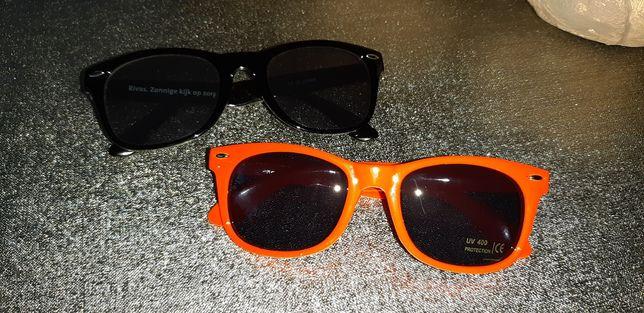 Okulary przeciwsłoneczne Nowe Unisex 2 pary