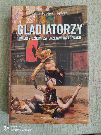 Książka Gladiatorzy - Christopher Epplett