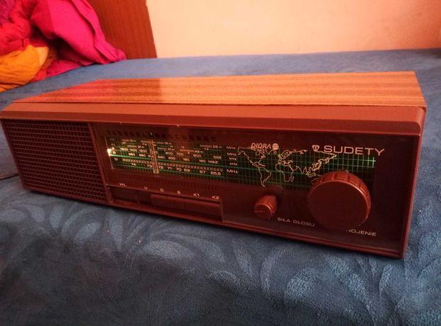 Radio Sudety R-208 przestrojone