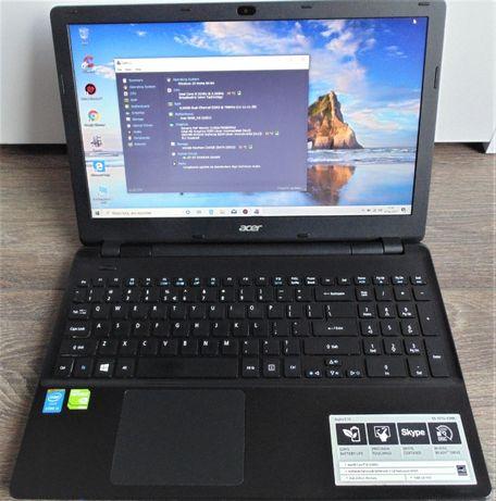 Laptop ACER/Bat-4h/WIn10/Gwarancja/polecam-czytaj opis -warto