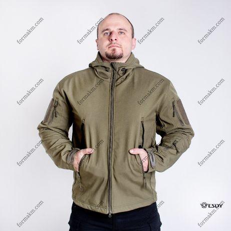 тактическая куртка softshell ESDY Tac.-01, куртка для полиции, мужская