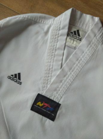 Strój do taekwondo Adidas dziecięcy r.120 cm