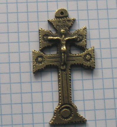 krzyżyk karawaka św. Zachariasza