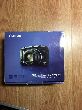 Новый Фотоаппарат CANON Power Shot SX120 IS