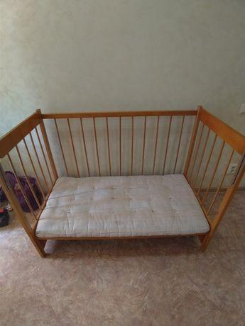 Кровать детская б/у