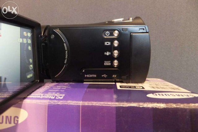 Super Kamera Samsung FullHD, Zoom x30 Optical, Karty SDHC, Jak Nowa