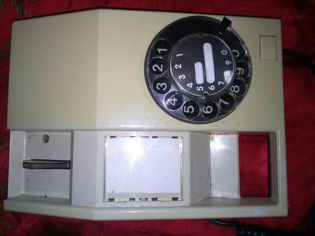 Телефон стационарный с номернабирателем