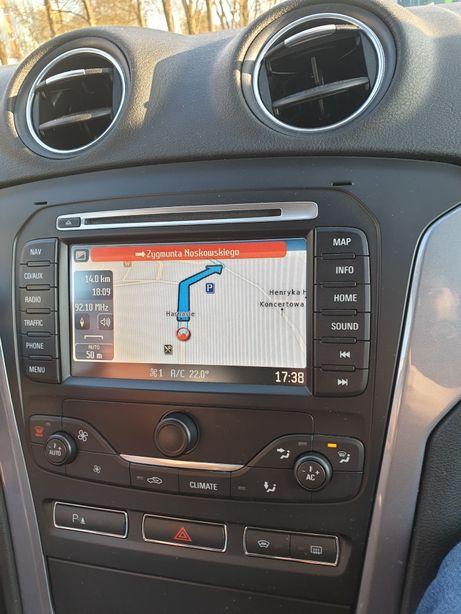 Ford navigacja Mapa 2021 mca NX SD 21 NX dvd FX SD 21 Mondeo smax Ku