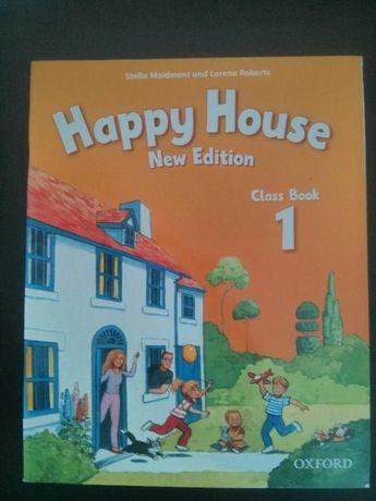 Livros de Inglês Happy House Class Book 1 e 2