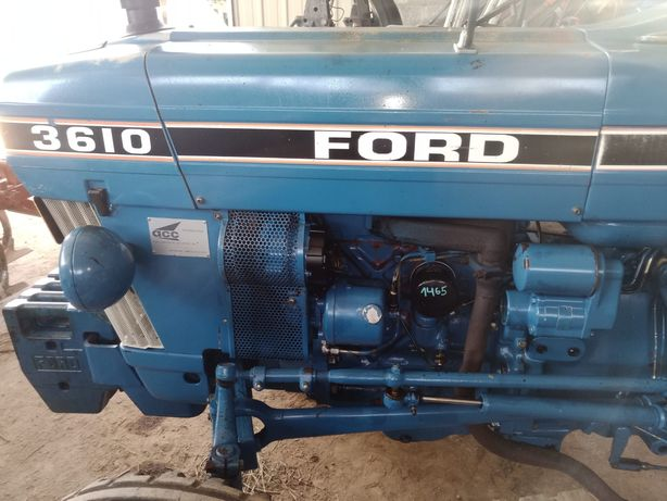 Tractor Ford 3610
