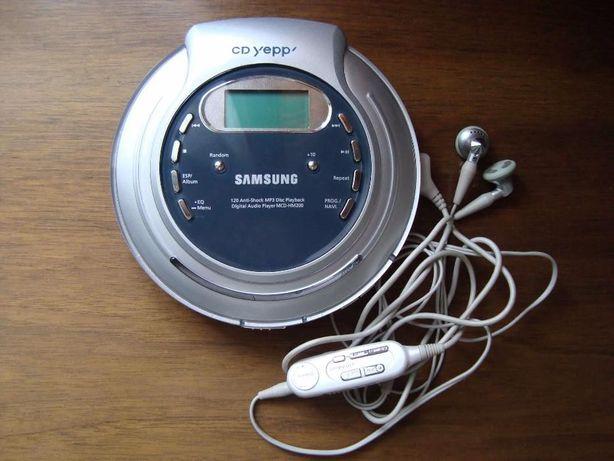 Плеер MP3-CD Samsung MCD-HM200