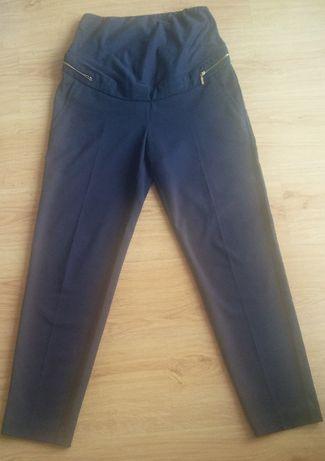 Spodnie ciążowe marki H&M - granatowe