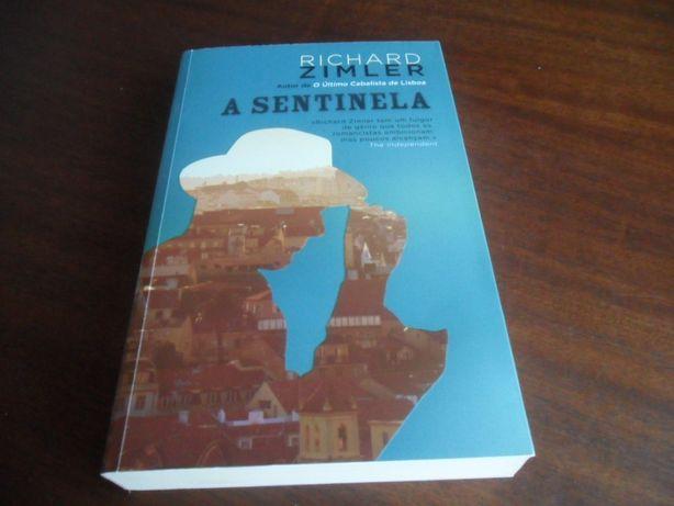 """""""A Sentinela"""" de Richard Zimler"""