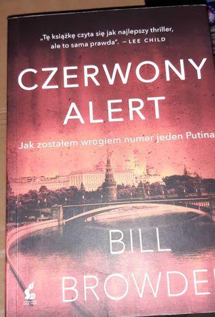 Książka Czerwony Alert