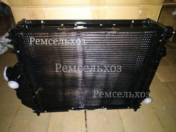 Радиатор водяной МТЗ-80/82,ЮМЗ,ЯМЗ,К700,Т-150 медный и алюминиевый