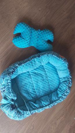 Kokon i poduszka motylek