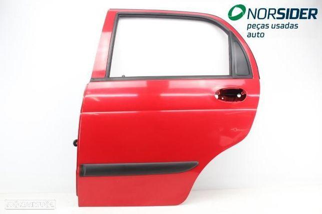 Porta tras esquerda Daewoo Matiz 01-04