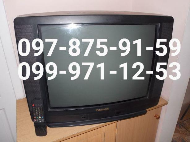 Ремонт КИНЕСКОПНЫХ телевизоров на дому в Харькове Салтовка