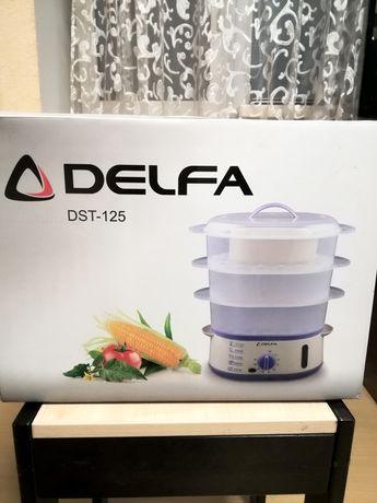 Пароварка Delfa dst 125