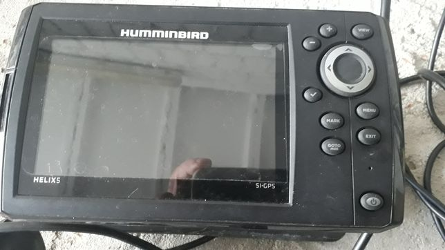 Echosondy Humminbird Helix 5 DI SI GPS