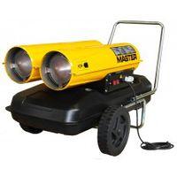 Aquecedor a Diesel de combustão direta MASTER B300 88KW