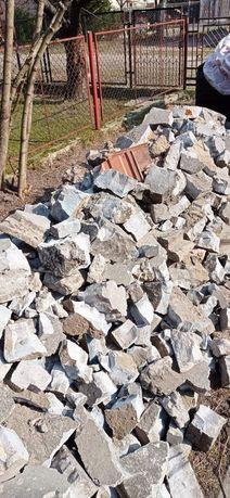 Gruz betonowy czysty bezpłatnie