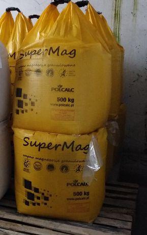 SuperMag wapno magnezowe granulowane