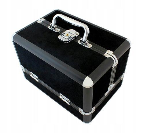 Kuferek kosmetyczka kufer na kosmetyki akcesoria