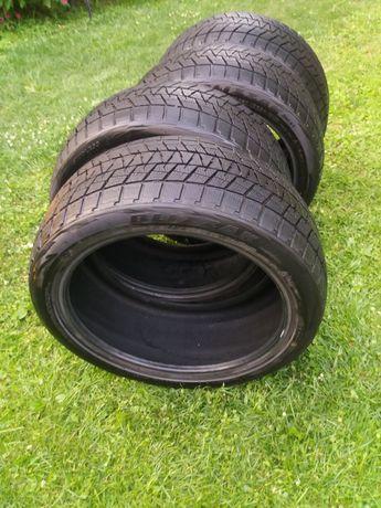 Bridgestone 275 40r 20 106 blizzak m+s автошины 4 шт. резина