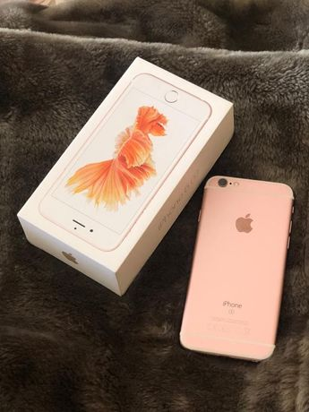 Iphone 6s rose gold, 16g