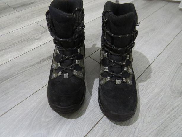 Everest 42р (27,5см) ботинки кожаные зимние. Оригинал