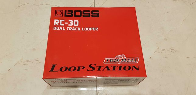 RC-30 Loop Station Looper dwuścieżkowy - nowy