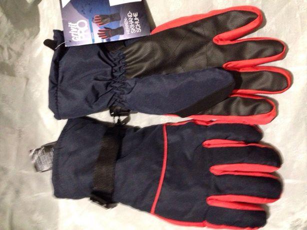 Лыжные перчатки новые