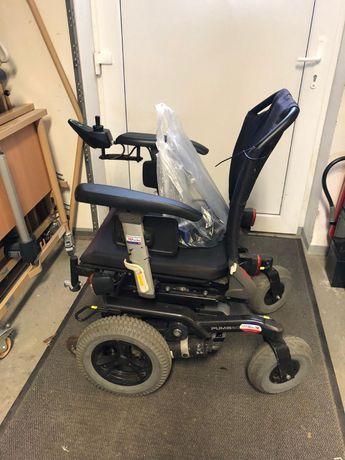 Wózek inwalidzki elektryczny puma 20 okazja