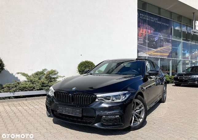 BMW Seria 5 //SalonPL//M pakiet