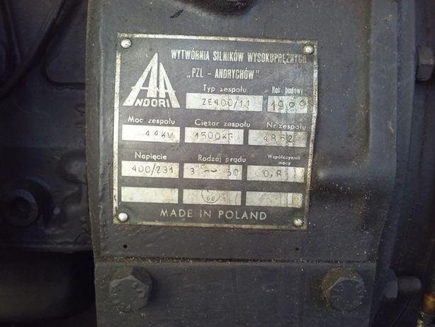 ( Agregat prądotwórczy PZL Andrychów ZE400/11 - 44kW