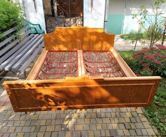 Каркас ліжка металічний (під матрац 160*190см)