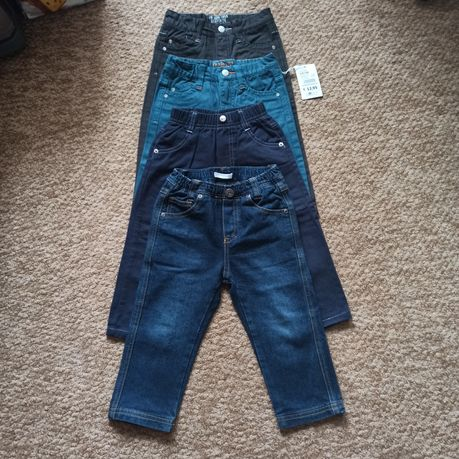 Штаны, брюки, джинси